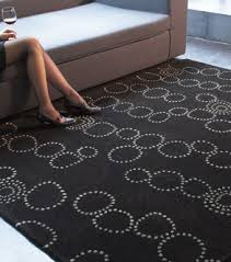 Black White Area Rug Black Area Rugs Interior Design