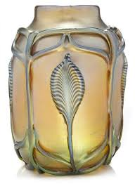 Tiffany Favrile Glass Vase 271 Best Designs By Louis Comfort Tiffany Images On Pinterest