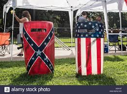 The Southern Flag Colombia South Carolina Usa 10th Jul 2017 Riot Shields