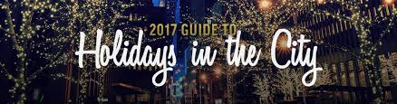 seats 2017 guide to holidays in the city