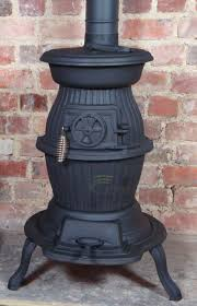 ebay patio heaters cast iron pot belly wood burning stove narrow boat workshop
