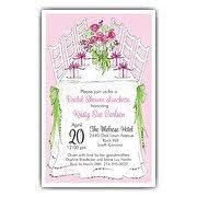 bridal shower luncheon invitations bridal shower invitations wedding shower invitations