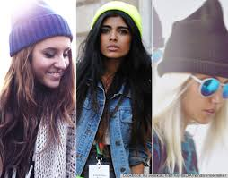 hair you wear 5 ways to wear a beanie hat without trying huffpost