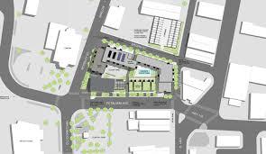 Site Plan Design Piazza Hospitality Hotel Sebastopol