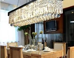 Rectangle Dining Room Light Rectangular Chandeliers Dining Room Rectangular Lighting Fixture