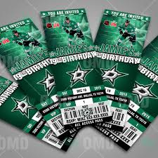 baby shower sports invitations sports invites 2 5 6 dallas stars sports party invitations