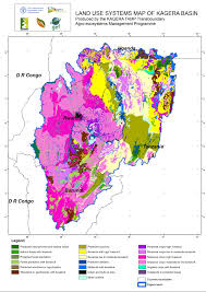 Burundi Map Mapping Kagera Food And Agriculture Organization Of The United