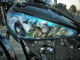 custom harley davidson paint jobs google search custom paint