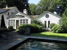 colonial farmhouse is u0027private oasis u0027 close to town westport news