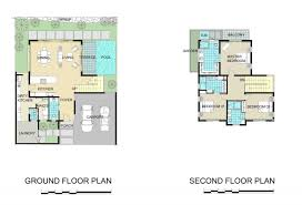 sample house floor plan design home layout interior design