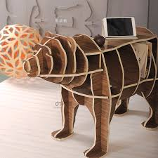Online Get Cheap Furniture Wood Desk Aliexpresscom Alibaba Group - Bear furniture