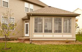 3 season porch glass windows