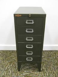 vintage metal file cabinet vintage metal filing cabinet stor file drawers northants ebay