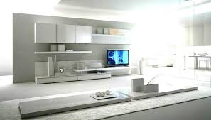 modern built in tv cabinet tv unit designs for hall tv cabinet with doors wooden showcase