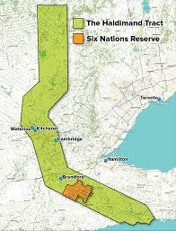 Hamilton Canada Map Living On Stolen Land A J U2013 Canada U0027s Environmental Voice