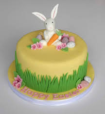 Easter Decorations For Cake by Easter Bunny Cake Pin Bunny Cake For 1 Year Old Boy Jocakes