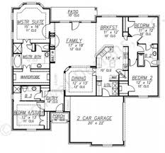 Texas Ranch House Plans Vaughan Ranch Floor Plans Texas Style House Plans