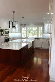 kitchen tour our new farmhouse style kitchen dwellings the