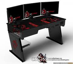 Console Gaming Desk by Best Pc Gaming Desk U2013 Cocinacentral Co