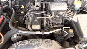 2004 jeep grand used 4 0l engine with 63 123