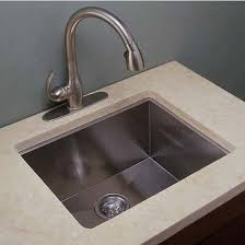 ei gs2218 22 wide kitchen sink 18 zero radius single
