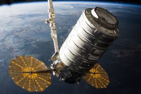 nasa tv to broadcast u s cargo ship departure from space station