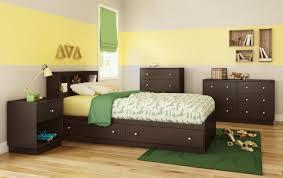 Summer Breeze Queen White Panel Bedroom Suite South Shore Litchi Twin Platform Customizable Bedroom Set