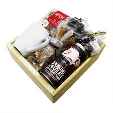 hot chocolate gift hot chocolate gift box coffee tea and cookies gifts and