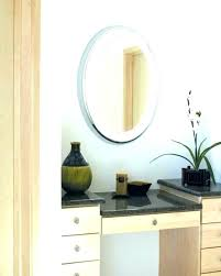 home depot lighted mirrors wall mirrors lighted vanity wall mirror battery operated wall