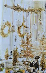 silver and gold mercury glass christmas decorations
