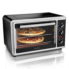 Hamilton Beach 6 Slice Toaster Oven Review Hamilton Beach 6 Slice Capacity Toaster Oven 8314101 Hsn