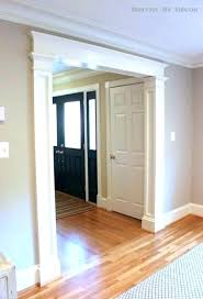 modern trim molding door frame molding door frame molding ideas best casing on and