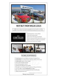 lexus used car warranty willis lexus is a des moines lexus dealer and a new car and used
