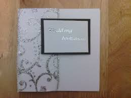 wedding invite return address make your own wedding invitations u2013 50 silver red white and