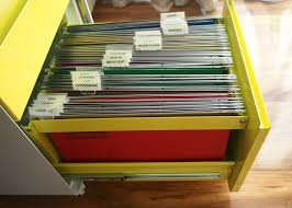 how to organize a file cabinet system how to organise paperwork at home organizing paper clutter and