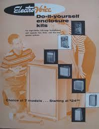 retro vintage modern hi fi electro do it yourself enclosure