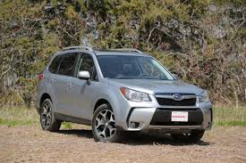 2014 subaru forester xt review car reviews