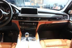 bmw x5 dashboard 2015 bmw x6 m dashboard passenger side at the 2014 los angeles
