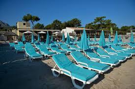hotel with a private beach in calvi corsica la signoria