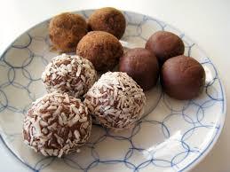 vegan chocolate truffles veganbaking net recipes desserts and