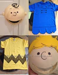 Snoopy Halloween Costumes Awesome Peanuts Gang Group Costume Peanuts Gang Costumes Group