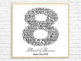 8th wedding anniversary gifts for him 8th wedding anniversary gifts for him wedding gifts wedding