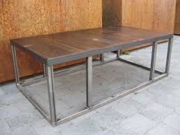 Custom Metal And Wood Furniture Myhouse Furnishings Custom