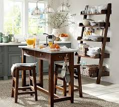kitchen islands table kitchen tables islands pottery barn