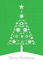 christmas tree card modern free stock photo public domain pictures