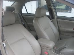 toyota leather seats 2005 model toyota corolla leather seats autos nigeria