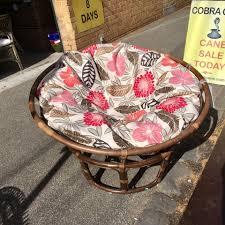 Pink Papasan Cushion by Papasan Chair Cushion Cover Promo Fabric Cobra Cane