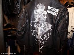 cool motorcycle jackets how schott manufacturers cool business insider