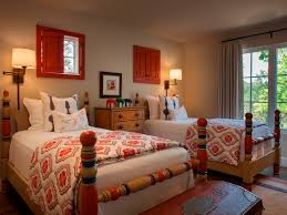 santa fe mexico adobe home southwestern decorating ideas