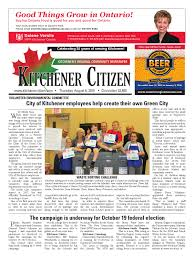 kitchener citizen august 2015 by kitchener citizen issuu